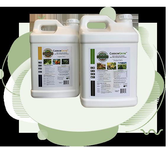 Nano-Carbon Bio-Stimulant